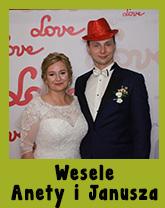 Wesele Anety i Janusza