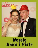 Wesele Anna i Piotr