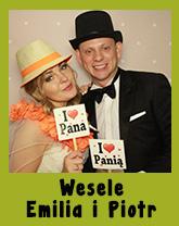 Wesele Emilia i Piotr