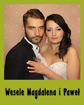 wesele Magdalena i Paweł